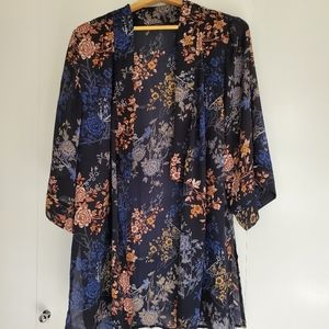 Cardigan/kimono